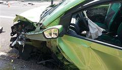 Na silnicích se umíralo. V pátek si nehody vyžádaly pět mrtvých