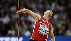 Vadlejch bude útočit na MS na medaili. V kvalifikaci přehodil bezpečně limit