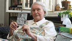 V 94 letech zemřela novinářka Slávka Peroutková, třetí manželka Ferdinanda Peroutky