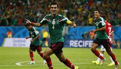Mexiko přehrálo Chorvatsko a v osmifinále narazí na Nizozemce