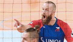 Klíčové vítězství na úvod ME. Čeští volejbalisté porazili Slováky