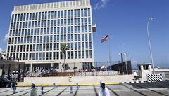 USA zvažují uzavření ambasády na Kubě. Kvůli záhadným nemocem diplomatů
