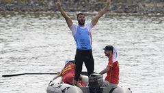 Dostál a Fuksa vybojovali na mistrovství světa v Račicích zlato, čtyřkajak má bronz