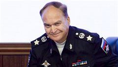Muž, který umí říct 'ne'. Na nového ruského velvyslance v USA míří evropské sankce