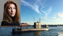 Dán se přiznal k rozřezání těla švédské novinářky, stále ale popírá, že by jí zabil
