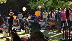 Náměšťské Folkovky dělají léto létem