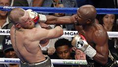 Mayweather: Mohl bych v UFC vydělat snadno miliardu dolarů. Ale já nechci