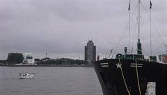 Varování přišlo ze Španělska. V Rotterdamu našli plynové bomby a zrušili koncert