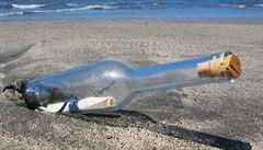 Vzkaz v láhvi z Rhodosu urazil více než 800 kilometrů