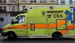 Kvůli spalničkám bude pražským záchranářům pomáhat armáda