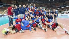 Vzpoura 'prcků'. Čeští volejbalisty čekají Němci a hráči děkují i bývalému kouči