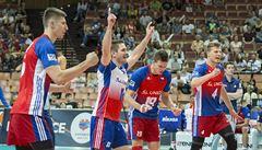 Volejbalová senzace. Češi v osmifinále Eura vyřadili obhájce titulu z Francie