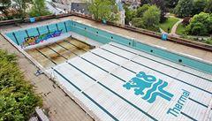 Rekonstrukce může začít. Stát vybral partnera, který bude provozovat bazén v hotelu Thermal