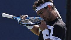 VIDEO: Další tenisový spratek? Fognini byl za komentáře k sudímu vyloučen z US Open