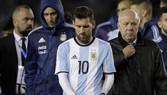 Argentinci si v Izraeli generálku před MS nezahrají. Messi dostával před zápasem výhružky