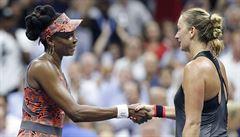 VIDEO: Williamsová se Kvitové nepoklonila. V tenisové šatně vládne chlad