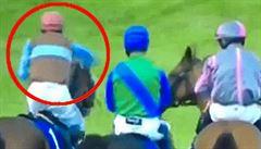 VIDEO: Čtyřdenní trest za ránu pěstí koni. Na ostrovech chtějí tvrdší tresty pro žokeje