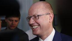 Expremiér Bohuslav Sobotka v tichosti skončil v ČSSD, členství mu zaniklo neuhrazením stranických příspěvků