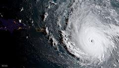Ministerstvo zahraniční varuje turisty v Karibiku a na Floridě před hurikánem Irma