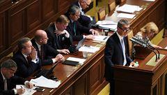 KSČM podpoří rozpočet v prvním čtení. Proti se postavila TOP 09, lidovci, STAN a SPD
