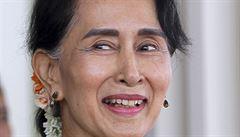 Oxfordská kolej odstranila portrét nobelistky Su Ťij. Prý kvůli Rohingům
