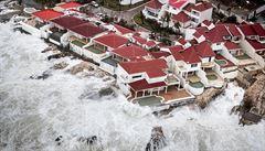 Povinné evakuace kvůli hurikánu Irma a začátek hokejové extraligy