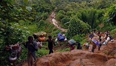Počet rohingských uprchlíků z Barmy dosáhl v Bangladéši již 290 tisíc