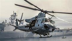 Venom, nebo Black Hawk. Vrtulníky české armádě dodají Američané, prodej musí schválit Kongres