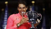 Rafael Nadal, šampion US Open 2017.