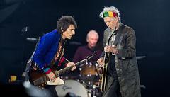Pro Rolling Stones je hudba po jídle, vzduchu, vodě a teple další životní potřebou