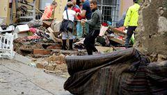 Prudké deště způsobily záplavy v Livornu, nejméně šest mrtvých
