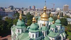 Kaštanový Kyjev. Vyrazte do ukrajinské metropole na kostely, Majdan či povalování u Dněpru