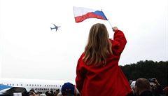 Dny NATO na letišti v Mošnově: i přes špatné počasí přišly tisíce lidí