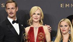 Televizní ceny Emmy ovládly seriály Příběh služebnice a Viceprezident(ka)