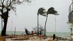 Hurikán Maria má 18 obětí, dorazil do Dominikánské republiky