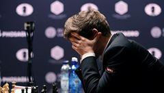 Mistr světa Carlsen překvapivě vypadl ze Světového poháru, Navara zůstává ve hře