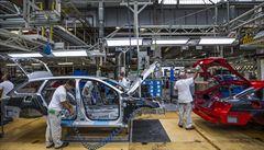 Produkce aut se vrátila na loňská rekordní čísla. Za osm měsíců se v Česku vyrobilo 942 000 vozů