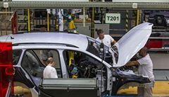 Škoda Auto v úterý odborářům nabídla růst tarifních mezd o 10 procent