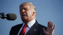 Trump navrhl největší daňovou reformu za 30 let. Výrazně by ulevila firmám