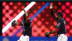 Překonají letitý rekord? Baseballisté Clevelandu vyhráli 20. utkání v řadě