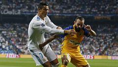 Obhájce Real vkročil do LM výhrou nad Apoelem. Dvakrát se trefil Ronaldo