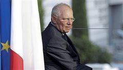 PETRÁČEK: Schäuble odchází. První povolební změna v Německu není jen osobní