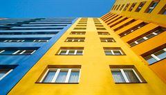 Byty následkem zpřísnění hypoték zlevňují. Výjimkou je Praha