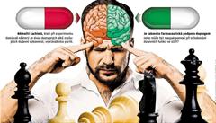 Doping pro duševní práci. Léky pro nemocné mohou zvýšit výkonnost zdravých