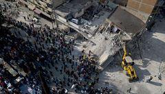 Jih Mexika zasáhlo zemětřesení o síle 6,2 stupně