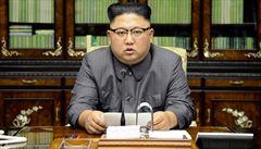 Kim Čong-un je jako šílený strýc v podkroví, říká autor politického thrilleru z KLDR