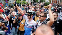 Mistrem světa v silničním závodě se stal potřetí v řadě Sagan, Štybar skončil čtrnáctý