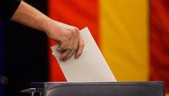 Na západě Německa probíhají komunální volby, získaly si pozornost celé země