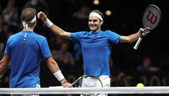 Federera jsme nezklamali, říká šéf pražské O2 arena po blyštivém Laver Cupu