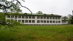 Bývalou rotu na Šumavě koupil ruský investor a postaví tam domov důchodců